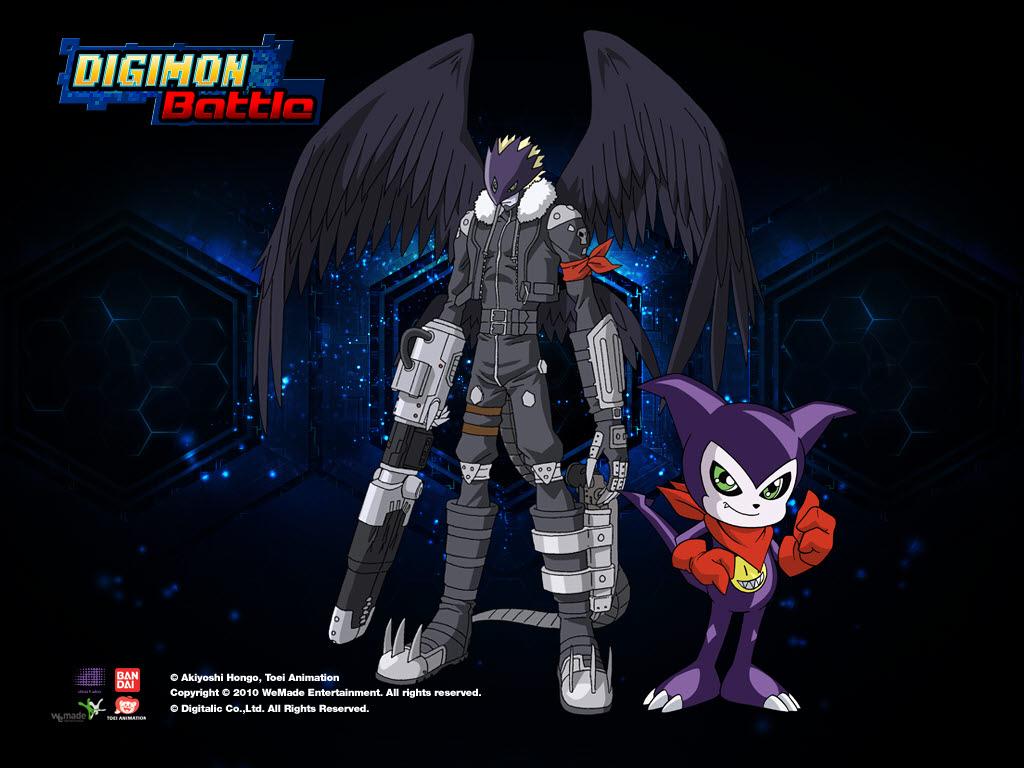 Im  225 genes de digimon varias Digimon Tamers Impmon